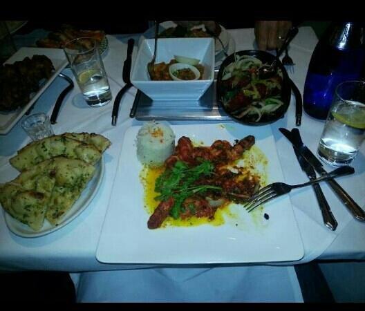 Miah's - Garden of Gulab: great meal.