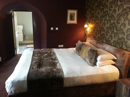 The Castle Inn: Room Four Bed