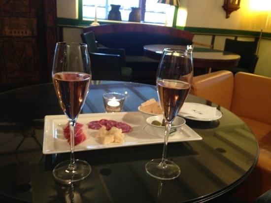 Relais & Chateaux Hotel Castel Fragsburg: Begrüssung