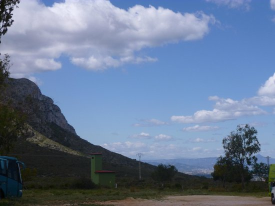 Montgo Natural Park: the view before you start