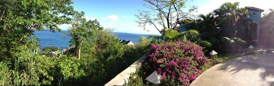Sandals Regency La Toc Golf Resort and Spa: Up by Sunset Suites