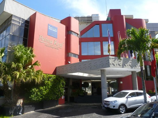 Palma Real Hotel & Casino: Aussenaufnahme