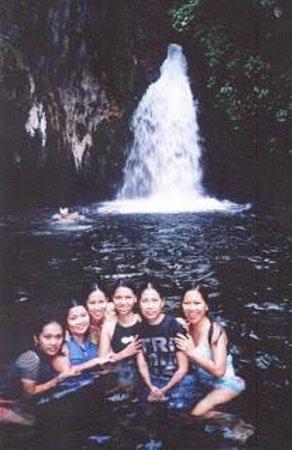 Sang-Ngawan Falls