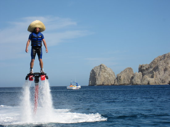 Cabo FlyBoard : Mexican style!