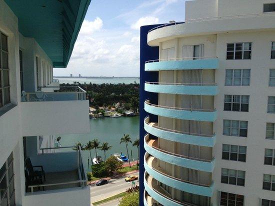 Seacoast Suites Hotel: Vista parcial baia