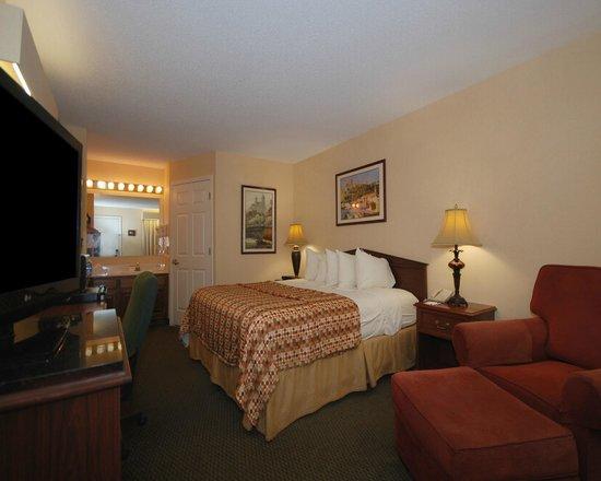 Quality Inn: Standard, King Room