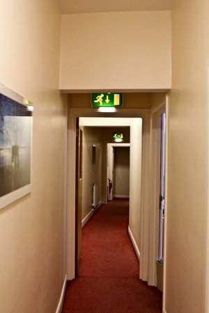 London City Hotel: Hall