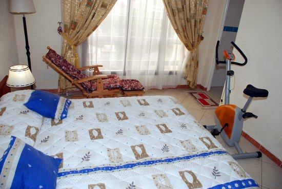 Hotel Séréna Palace: Chambre Prestige à l'hôtel Séréna Palace