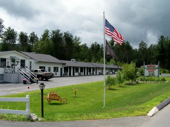 Bethel, ME: Pleasant River Motel