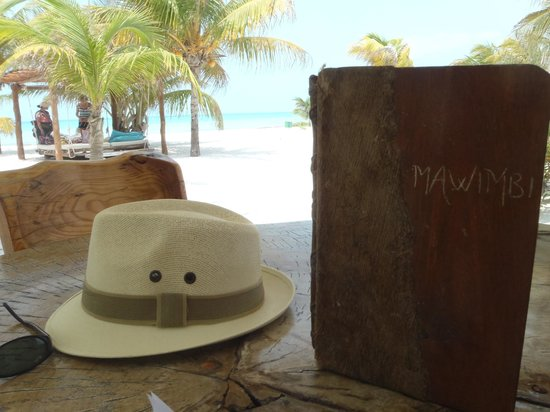 Barquito Mawimbi Beach Bar & Restaurant: carte