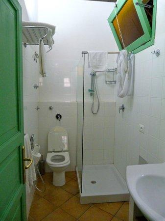 La Lampara: Il bagno
