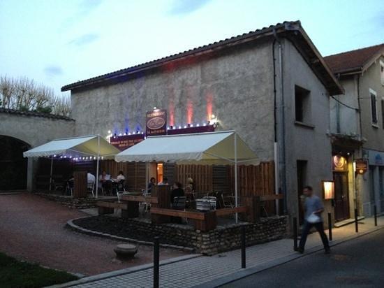 """Résultat de recherche d'images pour """"restaurant la cave meximieux photos"""""""