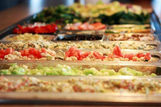 Melrose, MN: Salad Bar