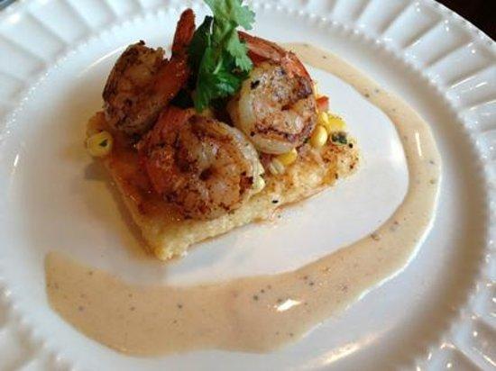 Occoquan, VA: Shrimp & Grits