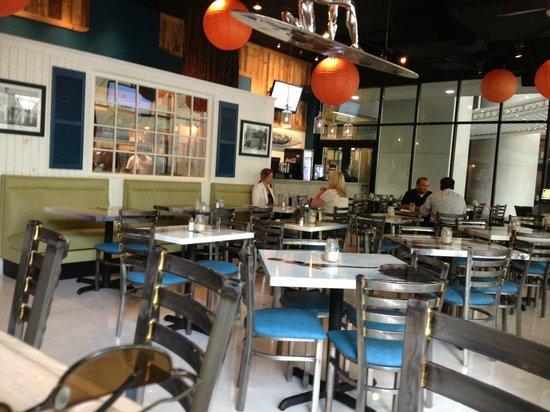 Kahuna Atlanta Main Dining Area