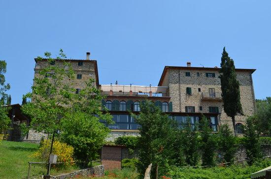Villa Schiatti: Vista frontale / Front view