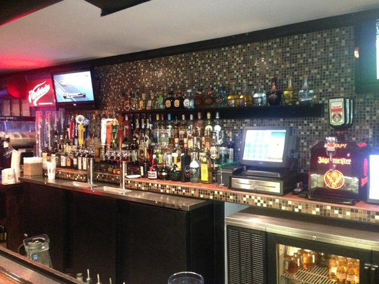 Agave Mexican Grill: Full bar