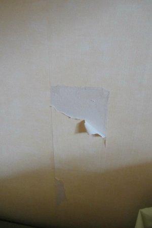 Aix-les-Bains, Francja: Papier peint dans la chambre enfant