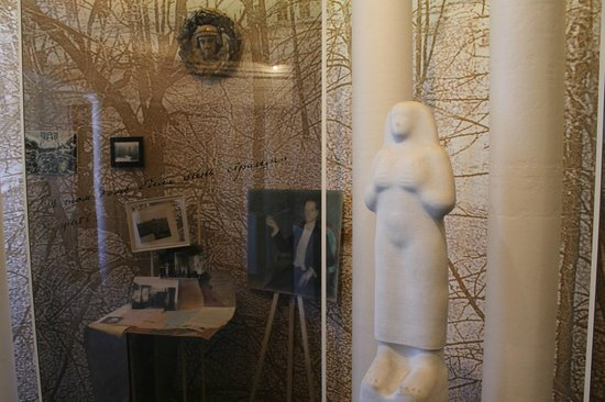 Anna Akhmatova Museum at Fountain House (Fontanny Dom): Музейный зал