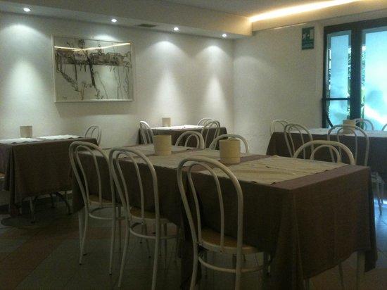 Hotel Ristorante da Graziano: Sala colazione