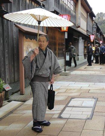 Higashichaya Old Town : Interesting subject