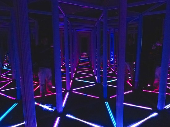 Mirror Maze Picture Of Camera Obscura And World Of