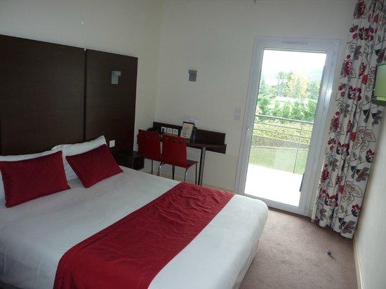 Inter-Hotel Le Cap : Chambre 208