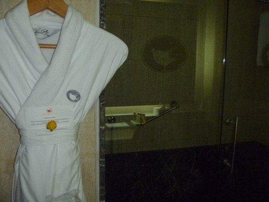 Four Seasons Hotel Casa Medina Bogota: Detalhes finos!