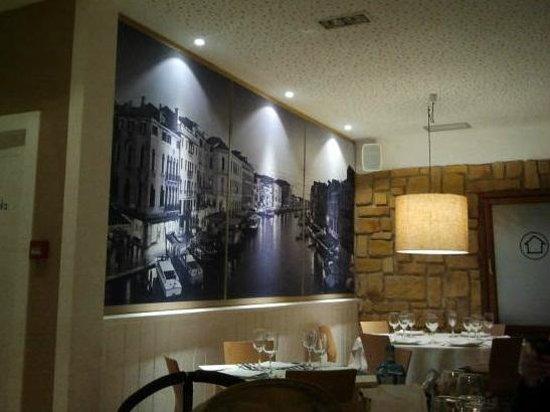 Trattoria la Casetta: Restaurante