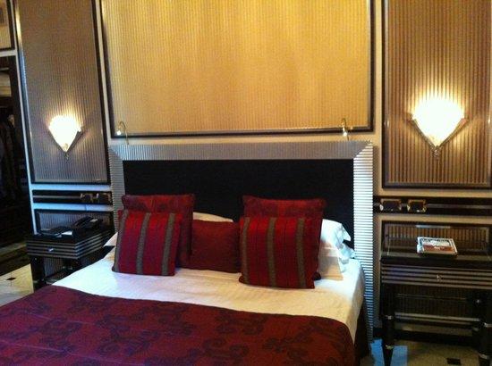 Baglioni Hotel Regina: Quarto