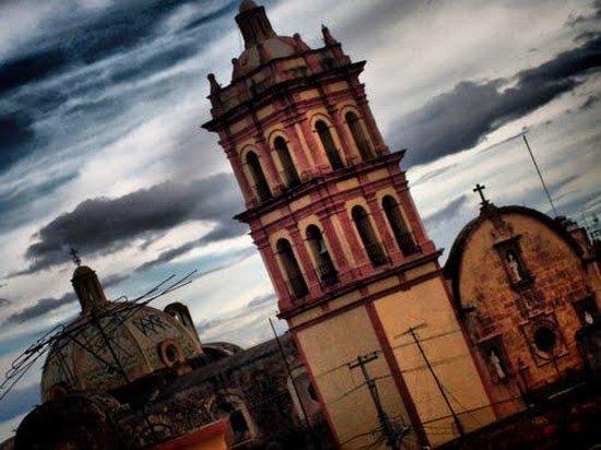 Bilde fra Charcas