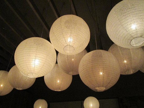 The Paper Mill : lighting