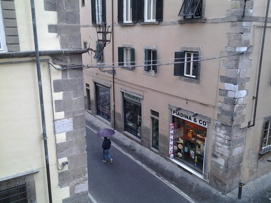 B&B Le Violette: The view from the window