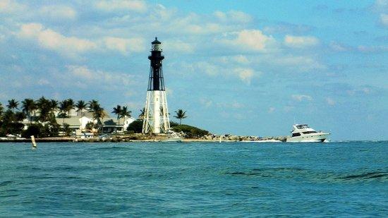 Residence Inn Fort Lauderdale Pompano Beach/Oceanfront: View from the beach