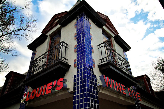 ‪Louie's Wine Dive‬