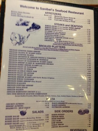 High Point, Carolina del Norte: menu