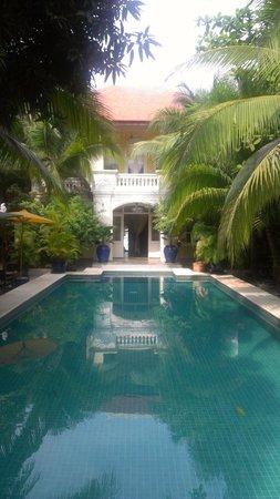 The Pavilion: Pool