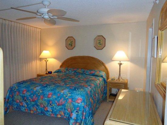 Royal Kahana: La chambre