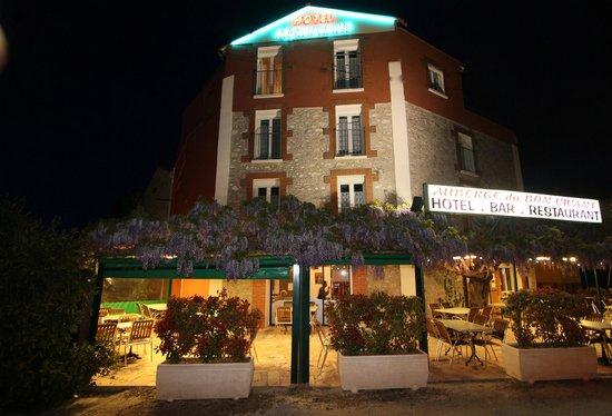 Auberge du Bon Vivant : façade