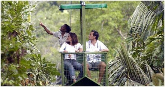 Gamboa Rainforest Resort Chunga Chagres Tour Foto