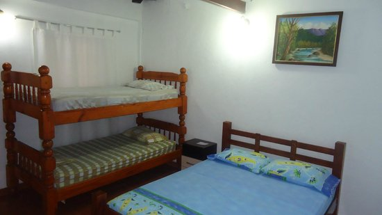 Posada Isla Bonita: habitacion