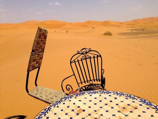 Auberge Dunes D'or: dunes