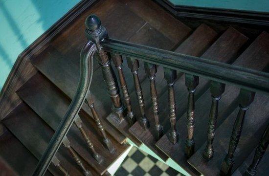 CabanaCopa Hostel: Stairs