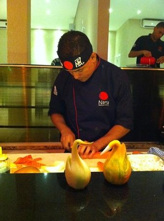 Restaurante & Sushi Bar Naru