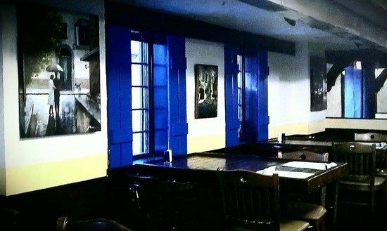 Greek Key Restaurant & Bar: Bar