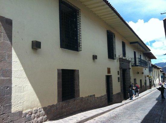 نوفوتيل كوسكو: novotel cuzco