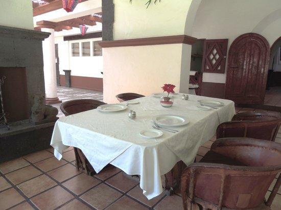 Mision Cuernavaca: comedor 1