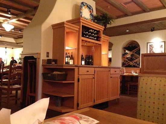Food Was Good But Review Of Olive Garden Martinsburg Wv