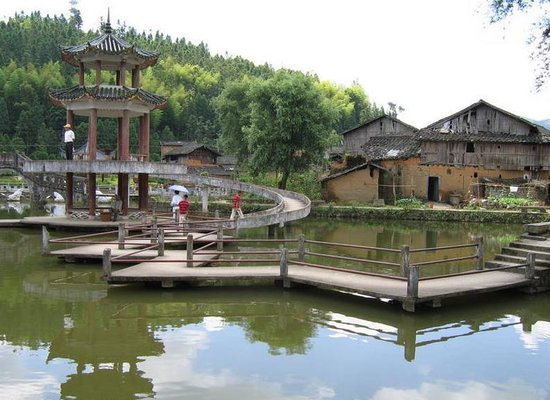 Zhouning County 사진