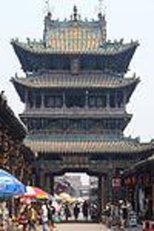 Emperor Rui Cemetery of Tang Dynasty